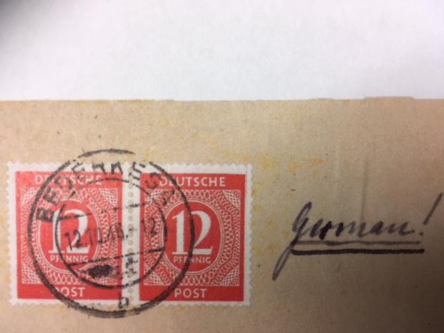 Der Briefmarken – Freund